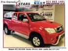 Toyota Hilux Manual 2012