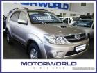 Toyota Fortuner Manual 2008
