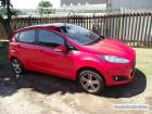 Ford Fiesta Manual 2013