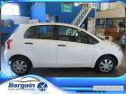 Toyota Yaris Manual 2007