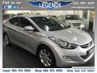Hyundai Elantra Manual 2012