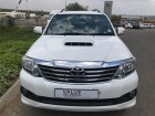 Toyota Fortuner 2.5D-4D Automatic 2013
