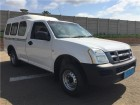 Isuzu KB Series LWB Manual 2007