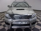 Toyota Fortuner 3.0D-4D 4x4 Automatic 2012
