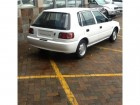 Toyota Tazz 130 Manual 2003