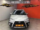 Toyota Etios Cross 1.5 Xs Manual 2015