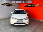 Toyota Etios 1.5 Sprint Manual 2016