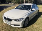 BMW 3-Series 320i Luxury Line Steptronic Automatic 2015