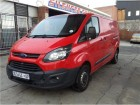 Ford Transit Custom 2.2 TDCi Ambiente Hi LWB Manual 2014