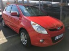 Hyundai i20 Manual 2012