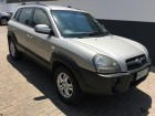 Hyundai Tucson 2.0 GLS Manual 2007