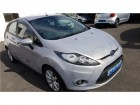 Ford Fiesta 1.4 Trend Manual 2012