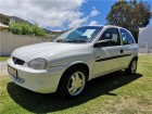 Opel Corsa 160iS Manual 2000