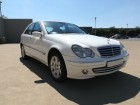 Mercedes Benz C-Class C180 Kompressor Elegance Manual 2005