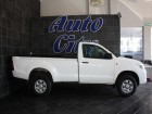 Toyota Hilux 2.5 D-4D R/body Srx Manual 2015
