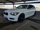 BMW 1-Series MSport Pack Automatic 2013