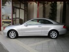 Mercedes Benz CLK-Class 320 Coupe Elegance Touchshift Automatic 2003