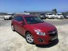 Chevrolet Cruze 1.6LS Manual 2014