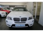 BMW X3 XDrive30d Exclusive Steptronic Automatic 2013